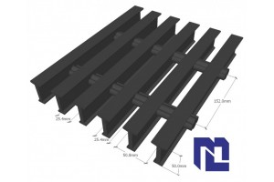 山东  Walkway GRATING T Type T-1